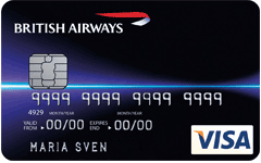 British Airways VISA-kort